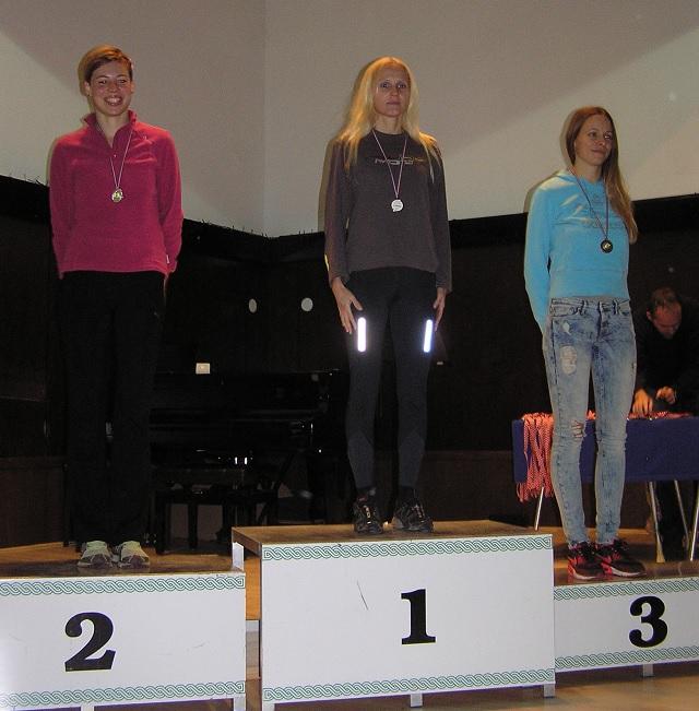 Antonija, Sprint kup Jastrebarsko, Ž21, 1. mjesto