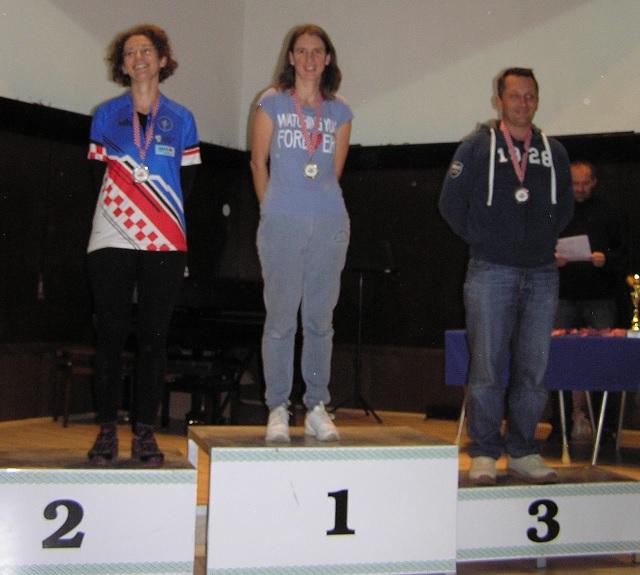Nikolina (1. mjesto, Ž21B) i Domagoj (3. mjesto, M21B), Kup Hrvatske 2015.