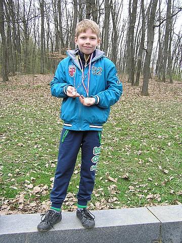 Mateo, brončana medalja